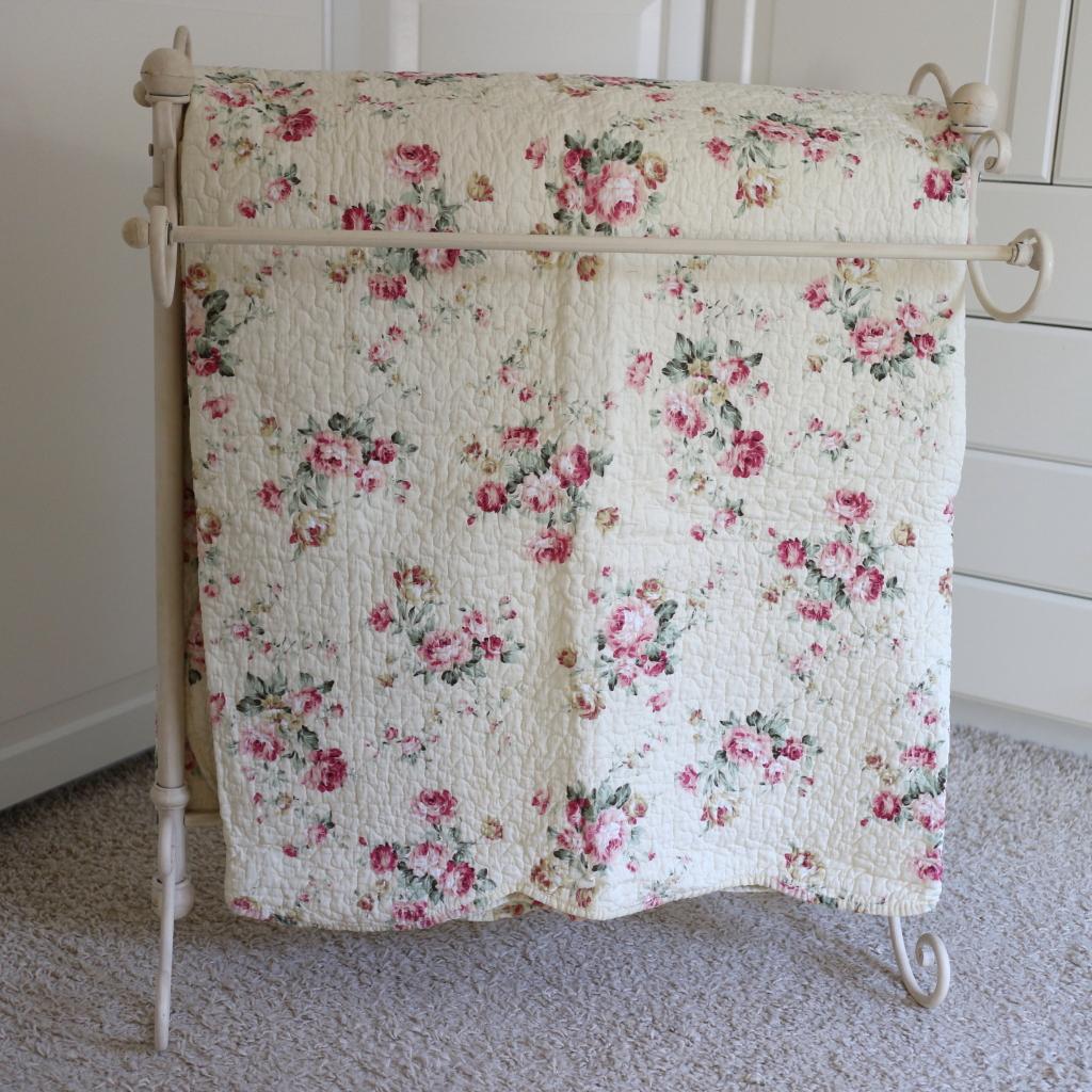 Towelrack, vintagestyle Badrum Laliving se
